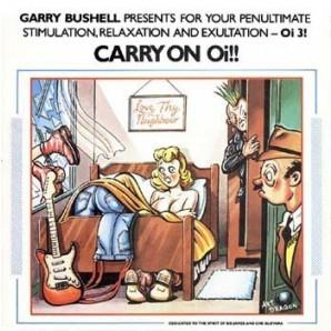 V.A. 'Carry On Oi!!'  CD