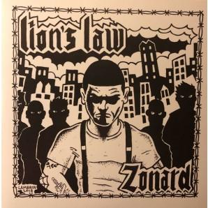 "Lion's Law 'Zonard'  7"""