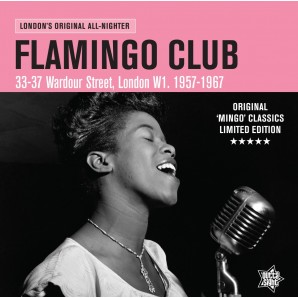 V.A. 'The Flamingo Club - London's Original All-Nighter 1957-1967'  LP