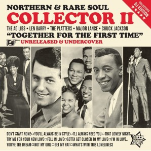 V.A. 'Northern & Rare Soul Collector II (DJ Edition)'  LP