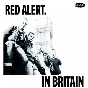 "Red Alert 'In Britain'  7"" EP"