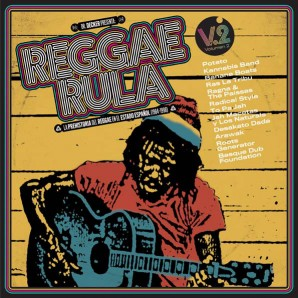 V.A. 'Reggae Rula Vol. 2 - History Of Spanish Reggae 1984-1998'  LP