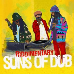 Suns Of Dub 'Riddimentary - Suns Of Dub Selects Greensleeves'  LP