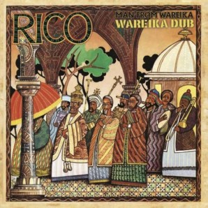 Rico 'Man From Wareika' + 'Wareika Dub'   2-CD
