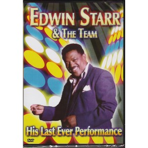 Starr, Edwin - 'His Last Ever Performance'  DVD
