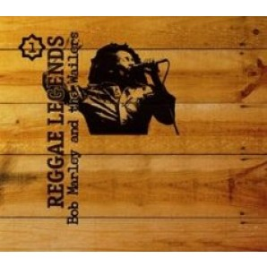 Marley, Bob & The Wailers 'Reggae Legends'  CD