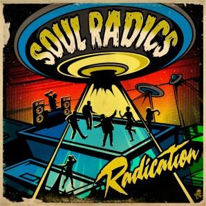 "Soul Radics 'Radication' Black Vinyl 10""+CD"