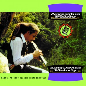 Pablo, Augustus 'King David's Melody' LP