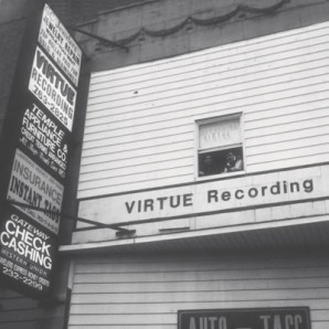 V.A. 'Virtue Recording Studios'  2-LP+mp3