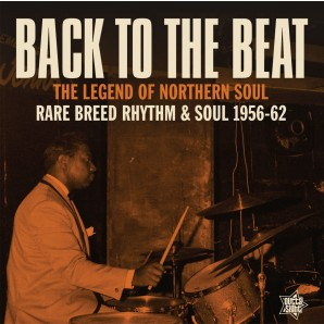 V.A. 'Back To The Beat - Rare Breed Rhythm & Soul 1956-62'  LP