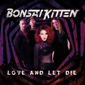 Bonsai Kitten 'Love And Let Die' LP unique marbled vinyl