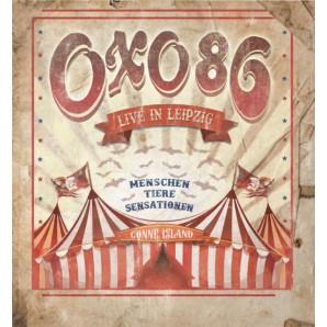 """Oxo 86 'Auf Die Liebe Und Auf Die Sehnsucht'  LP + 7"""""""
