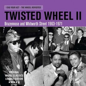 V.A. 'Twisted Wheel II – I Dig Your Act'  LP