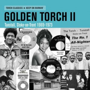 V.A. / The Golden Torch II - Keep On Burnin' LP