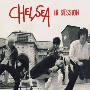Chelsea 'In Session' 2-LP ltd. clear vinyl