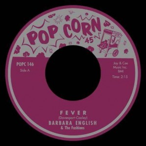 English, Barbara 'Fever' + Earl Grant 'Fever'  7""