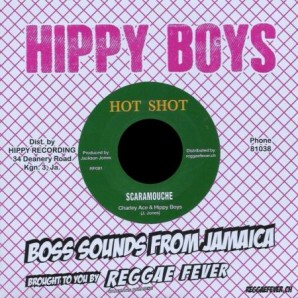 Ace, Charley & Hippy Boys 'Scaramouche' + Ryo& Hippy Boys 'Sad Mood'  7""