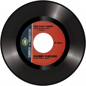 Chubby Checker 'You Don't Know' + Dee Dee Sharpe 'Deep Dark Secret '  7""