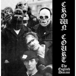 Crown Court 'The English Disease EP'  7""