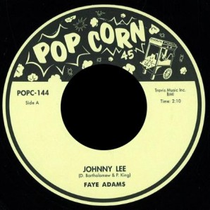 Adams, Faye 'Johnny Lee' + Roy Brown 'Slow Down Little Eva'  7""
