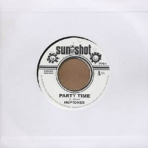 """Heptones 'Party Time' + Bobby Kalphat 'Zion'  7"""""""