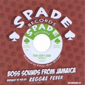 Imperials 'The Very End' + Hippy Boys 'Carifta Special'  7""