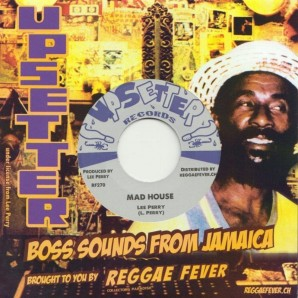 """Perry, Lee 'Mad House' + Monty Morris 'Can't Get No Peace'  7"""""""