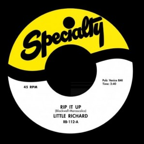 Little Richard 'Ready Teddy' + 'Rip It Up'  7""