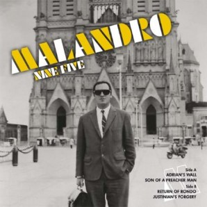 "Malandro Nine Five 'Malandro Nine Five'  7"""