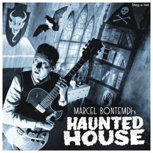 "Marcel Bontempi 'Haunted House'  7"""