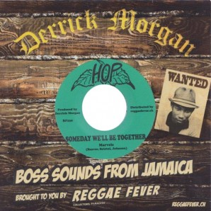 Marvels 'Someday We'll Be Together' + Upsetters 'The Rhythm (Boss)'  7""