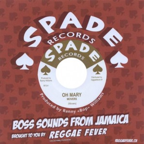Movers 'Oh Mary (Don't You Weep)' + Count Busty + & Hippy Boys 'The Reggay'  7""