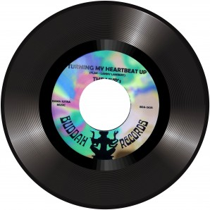 """MVPs 'Turning My Heartbeat Up' + Chariama Band - 'Nothing Like Your Love'  7"""""""