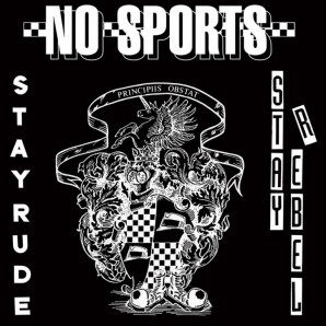"No Sports 'Stay Rude Stay Rebel'  7"" EP"