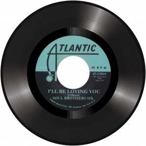 Soul Brothers Six 'I'll Be Loving You' + Esther Phillips 'Just Say Goodbye'  7""