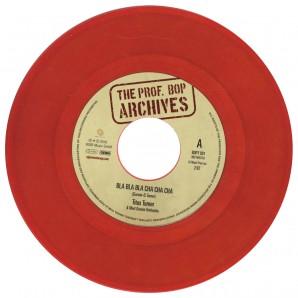 "Turner, Titus 'Bla Bla Bla Cha Cha Cha' + Billy Ford & His Combo 'Stop Lyin' On Me'  7"" ltd. red vinyl"