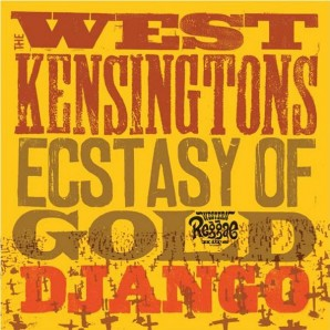 West Kensingtons 'Western Reggae Hits Vol. 3'  7""