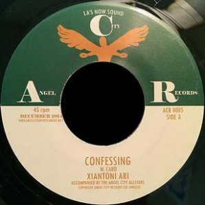Ari, Xiantoni 'Confessing' + 'Crazy Kind Of Love'  7""