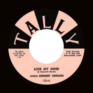 Cousin Herbert Henson 'I Lose My Mind' + Johnny Bond '3 or 4 nights'  7""
