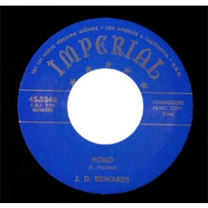 Edwards, J.D. 'Hobo' + 'Crying'  7""