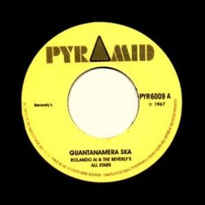 "Alphonso, Roland 'Guantanamera Ska' + Spanishtonians 'Suffer Me Not'  jamaica 7""  back in stock!"
