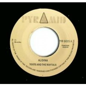 """Toots & The Maytals 'Alidina' + Don Drummond 'Dragon Weapon'  jamaica 7""""  back in stock!"""