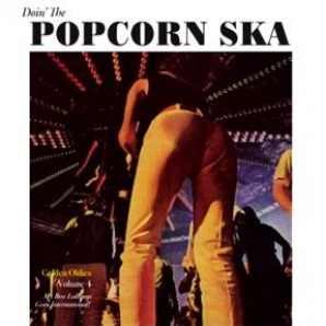 V.A. - 'Doin' The Popcorn Ska: Golden Oldies Vol. 4 - My Boy Lollipop'  7""