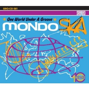 V.A. 'Mondo Ska - One World Under A Groove' CD