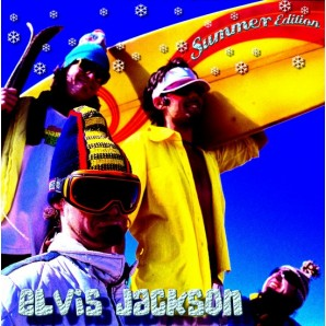 Elvis Jackson 'Summer Edition' CD