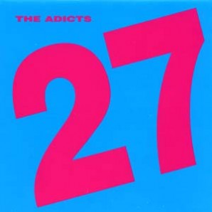 Adicts '27'  CD