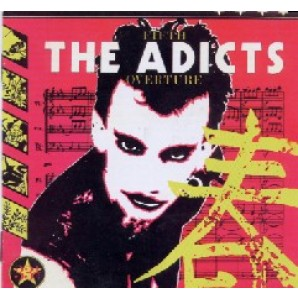 Adicts - 'Fifth Overture'  CD