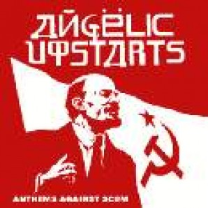Angelic Upstarts - 'Anthems Against Scum'  CD