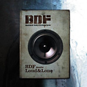 Basque Dub Foundation 'BDF Meets Loud & Lone' CD