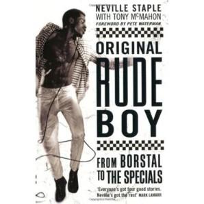 'Original Rude Boy' Neville Staples